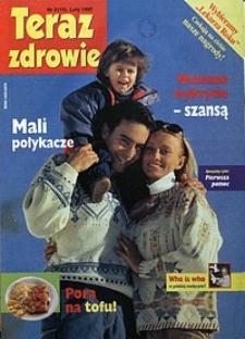 Teraz Zdrowie, 1997, nr2