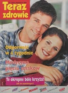 Teraz Zdrowie, 1999, nr10