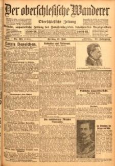 Der Oberschlesische Wanderer, 1914, Jg. 87, nr161