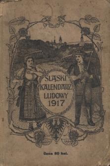 Śląski Kalendarz Ludowy, 1917