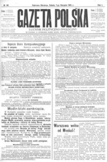 Gazeta Polska. Dziennik Polityczno-Społeczny 1915, nr 58