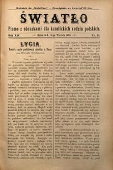 Światło, 1900, R. 14, nr37