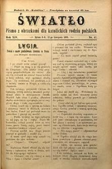 Światło, 1900, R. 14, nr47