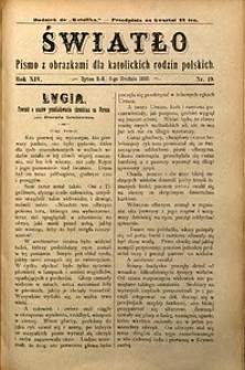 Światło, 1900, R. 14, nr49