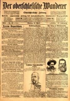 Der Oberschlesische Wanderer, 1914, Jg. 87, nr95