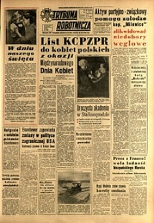 Trybuna Robotnicza, 1956, nr58