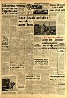 Trybuna Robotnicza, 1956, nr231