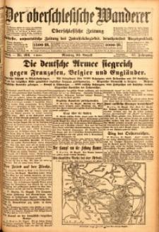 Der Oberschlesische Wanderer, 1914, Jg. 87, nr193