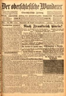 Der Oberschlesische Wanderer, 1914, Jg. 87, nr198
