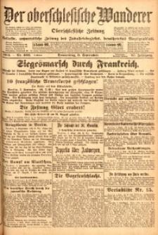 Der Oberschlesische Wanderer, 1914, Jg. 87, nr202