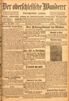 Der Oberschlesische Wanderer, 1914, Jg. 87, nr206