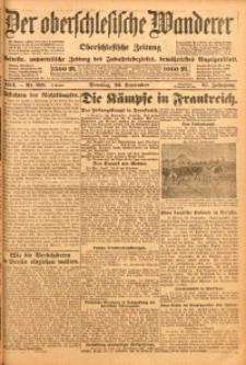 Der Oberschlesische Wanderer, 1914, Jg. 87, nr218