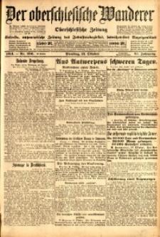 Der Oberschlesische Wanderer, 1914, Jg. 87, nr236