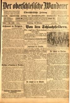 Der Oberschlesische Wanderer, 1914, Jg. 87, nr242