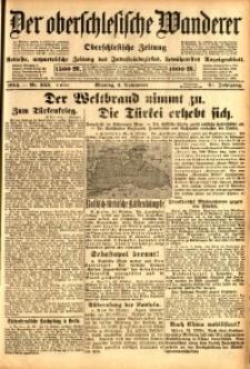 Der Oberschlesische Wanderer, 1914, Jg. 87, nr253