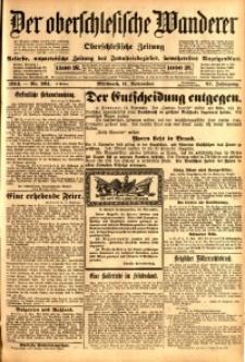 Der Oberschlesische Wanderer, 1914, Jg. 87, nr261