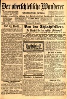 Der Oberschlesische Wanderer, 1914, Jg. 87, nr298