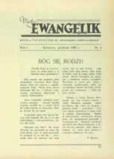 Mały Ewangelik, 1938, R. 1, nr 4
