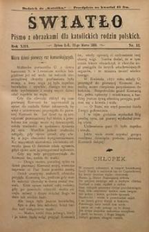 Światło, 1899, R. 13, nr12