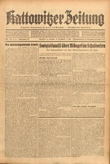 Kattowitzer Zeitung, 1937, Jg. 69, nr18