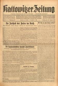Kattowitzer Zeitung, 1937, Jg. 69, nr23