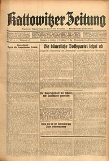 Kattowitzer Zeitung, 1937, Jg. 69, nr47
