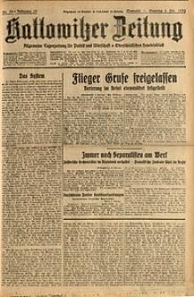 Kattowitzer Zeitung, 1931, Jg. 63, nr30