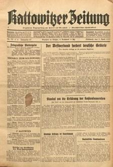 Kattowitzer Zeitung, 1937, Jg. 69, nr79