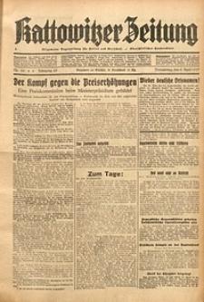 Kattowitzer Zeitung, 1937, Jg. 69, nr80