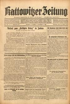 Kattowitzer Zeitung, 1937, Jg. 69, nr83