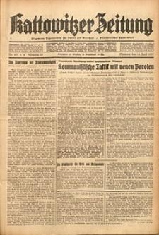 Kattowitzer Zeitung, 1937, Jg. 69, nr85