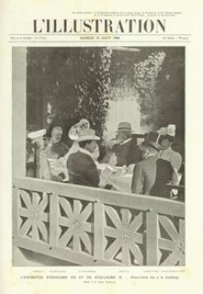 L'Illustration 1906, 64 Annee, nr 3313