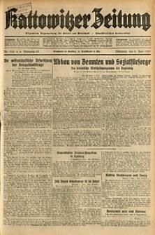 Kattowitzer Zeitung, 1931, Jg. 63, nr126