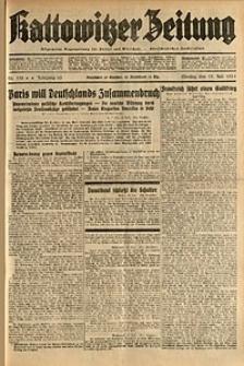 Kattowitzer Zeitung, 1931, Jg. 63, nr158