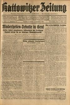 Kattowitzer Zeitung, 1931, Jg. 63, nr214