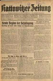 Kattowitzer Zeitung, 1931, Jg. 63, nr226