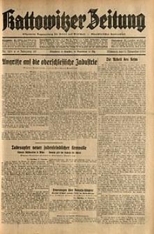 Kattowitzer Zeitung, 1931, Jg. 63, nr261