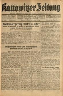 Kattowitzer Zeitung, 1931, Jg. 63, nr298