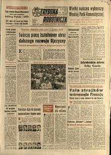 Trybuna Robotnicza, 1968, nr121