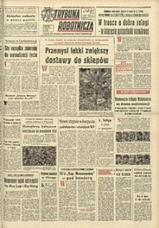 Trybuna Robotnicza, 1968, nr206