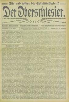 Der Oberschlesier, 1920, Jg. 2, Nr. 29