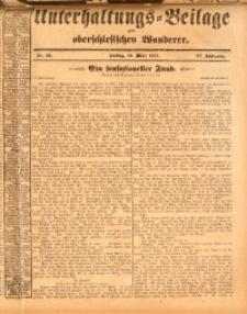 Unterhaltungs-Beilage zum oberschlesischen Wanderer, 1914, Jg. 87, nr59