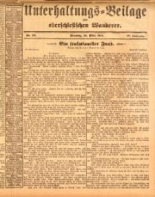 Unterhaltungs-Beilage zum oberschlesischen Wanderer, 1914, Jg. 87, nr68