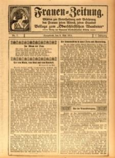 Frauen-Zeitung, 1914, Jg. 7, nr 7