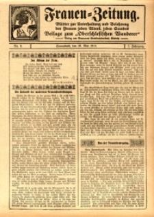 Frauen-Zeitung, 1914, Jg. 7, nr 8