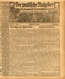 Der praktische Ratgeber für Haus- und Landwirtschaft, 1914, Jg. 6, nr 9