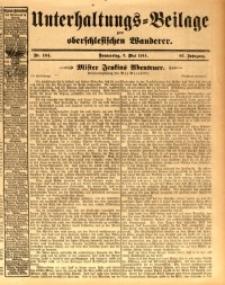 Unterhaltungs-Beilage zum oberschlesischen Wanderer, 1914, Jg. 87, nr104