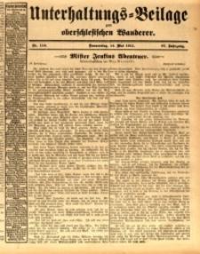 Unterhaltungs-Beilage zum oberschlesischen Wanderer, 1914, Jg. 87, nr110