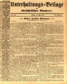 Unterhaltungs-Beilage zum oberschlesischen Wanderer, 1914, Jg. 87, nr111