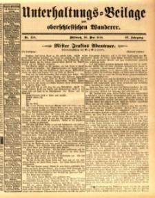 Unterhaltungs-Beilage zum oberschlesischen Wanderer, 1914, Jg. 87, nr115